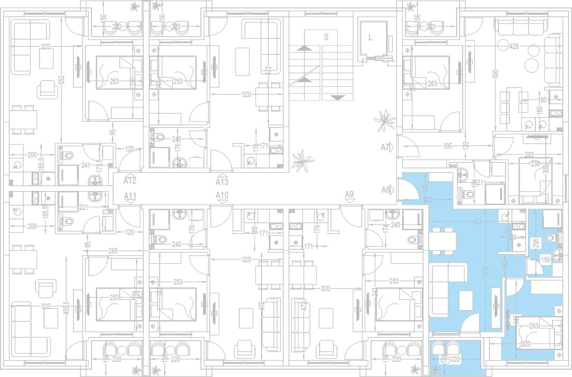 Orjentacija-stambenih-jedinica-A8,-A15,-A22,-A29,-A36,-A43