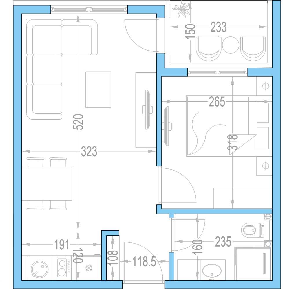 Plan-stambenih-jedinica-13,-25,-37,-49,-61,-73,-85