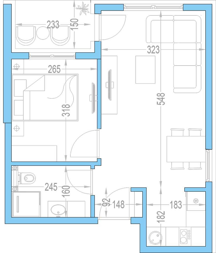 Plan-stambenih-jedinica-9,-22,-34,-46,-58,-70,-82,-94