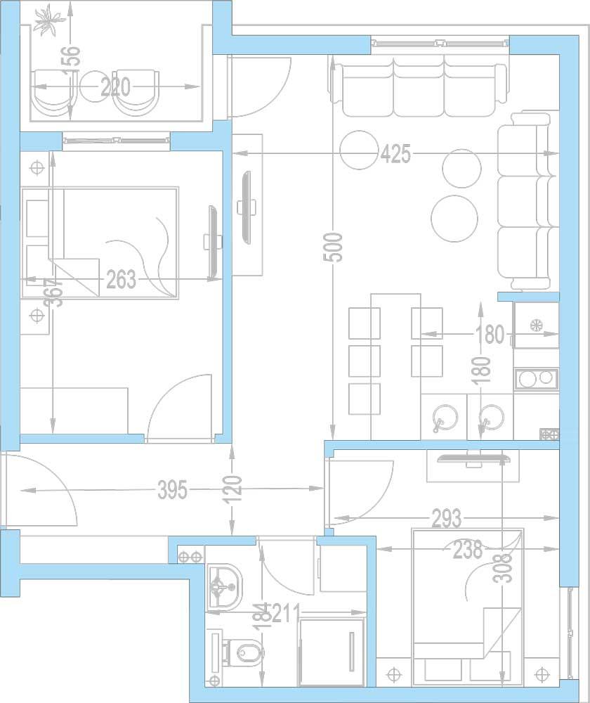 Plan-stambenih-jedinica-A7,-A14,-A21,-A28,-A35,-A42